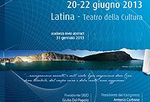 locandina congresso siud Latina 2013