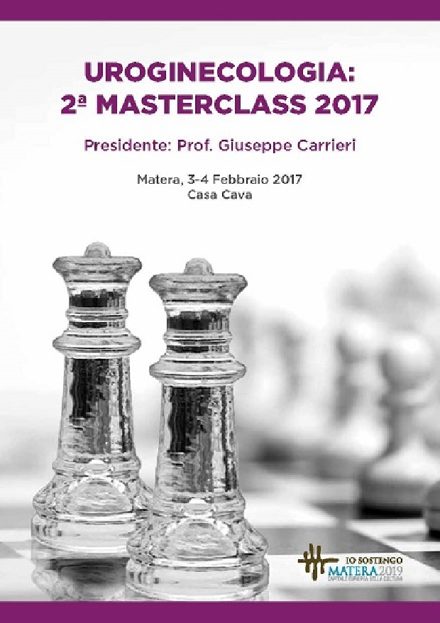 locandina masterclass uroginecologia