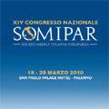 locandina XIV congresso nazionale SOMIPAR