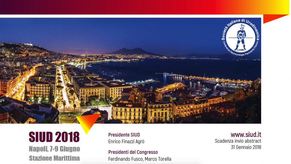 Congresso SIUD 2018