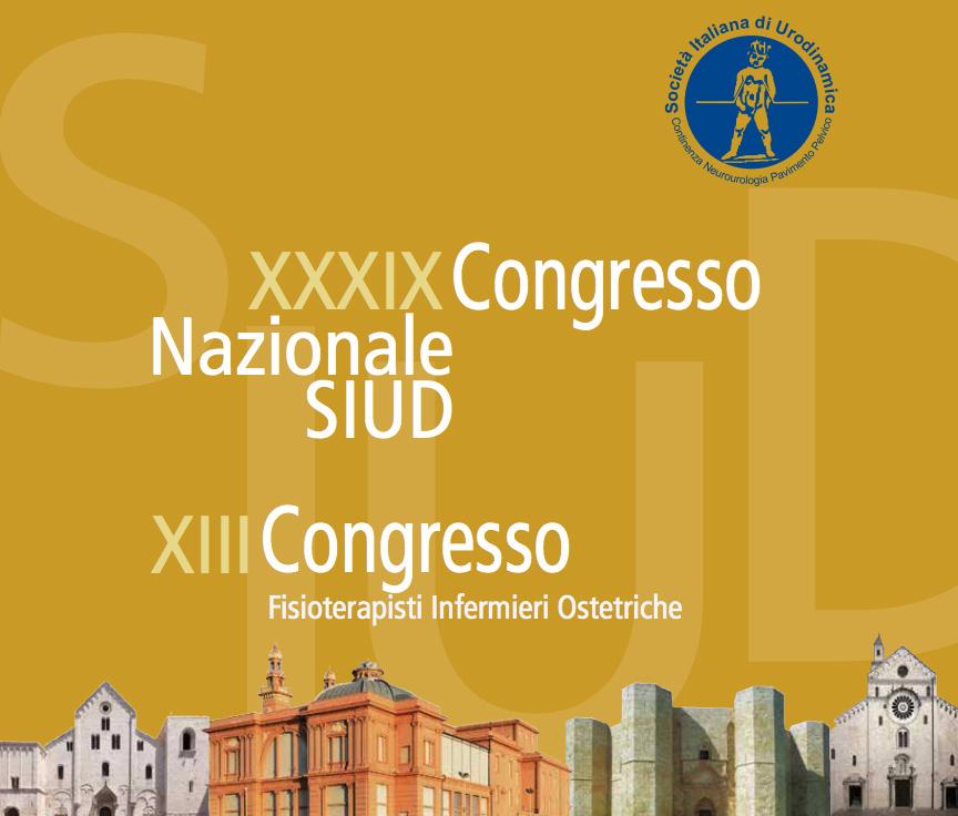 39° Congresso SIUD