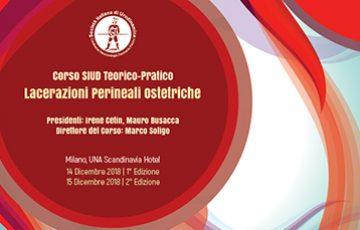 Banner Lacerazioni Perineali Ostetriche grafica